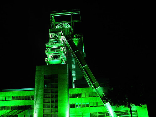 Zeche Nordstern 2006 grün