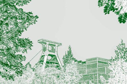 Zollverein natur XII