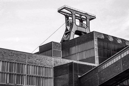 Zollverein Schacht XII sw