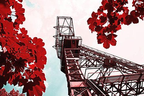 Zeche Carl Funke Rote Blätter