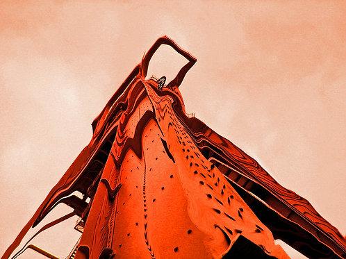 Bochum BM orange Hitze