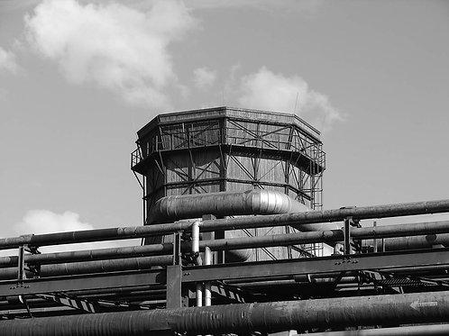 Kokerei Zollverein Kühlturm sw