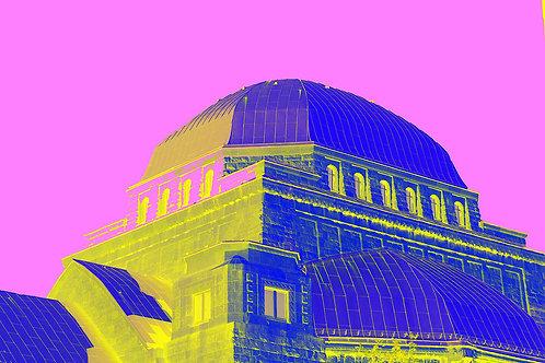 alte Synagoge Essen/ pinkblue