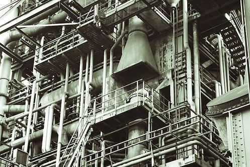 LaPaDU - Kokerei Anlage