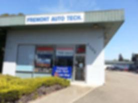 fremont auto repair shop