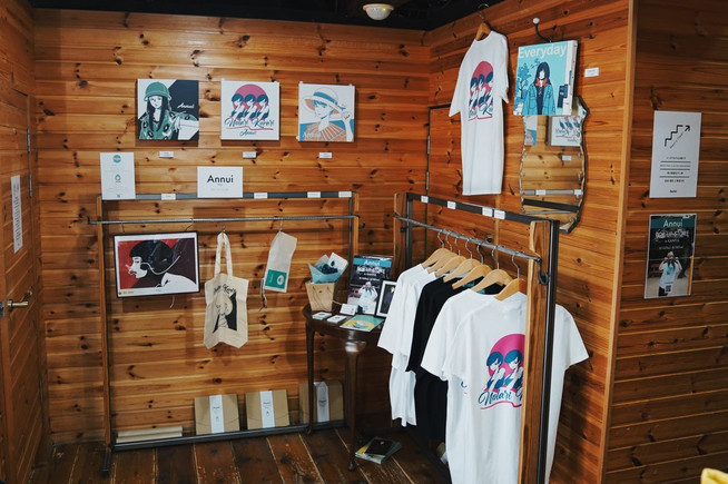 POP UP STORE in KYOTO