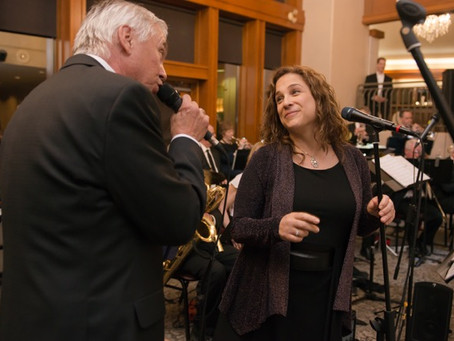 Party with the After Hours Big Band!