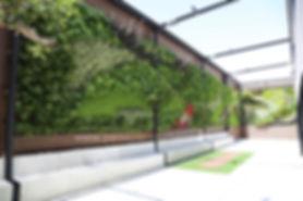 jardines verticales paisajismo urbano (1