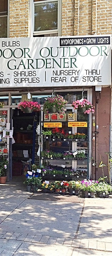retail hydroponics center