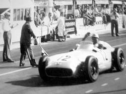 British GP Aintree, 1955