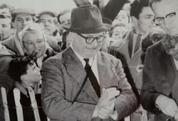 John at Goodwood circa 1956