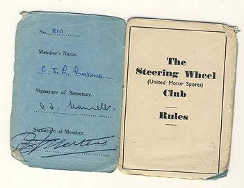 Brick Lane Membership Card
