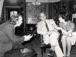 Nigel Roebuck interviews Fangio at the Steering Wheel Club, 1979