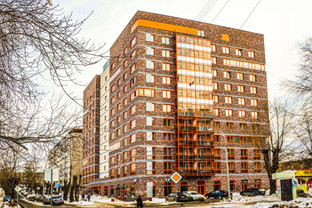 Фотосъемка недвижимости в Екатеринбурге. ЖК Энтузиаст