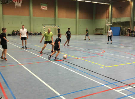 Middag competitie
