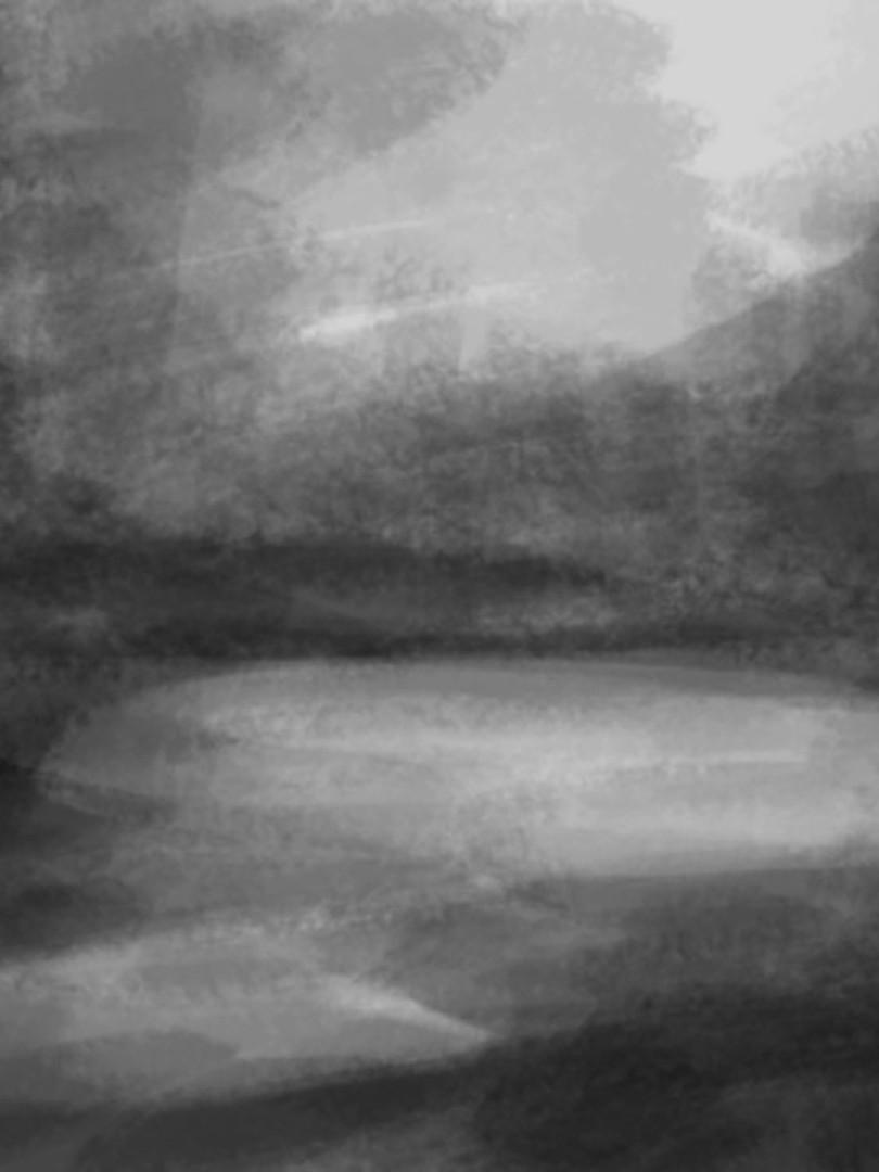 """Tonal Studies"" Digital Paintings"