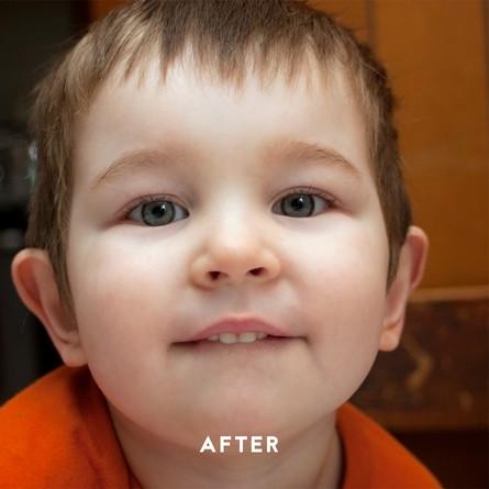 """""""Boy Portrait"""" Photo Manip / Re-touch"""