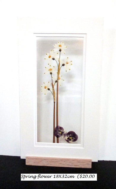 spring flower 18X32 cm ($20.00) - Copy.j