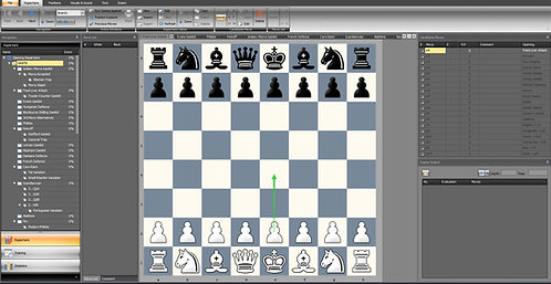 1.e4 White Repertoire