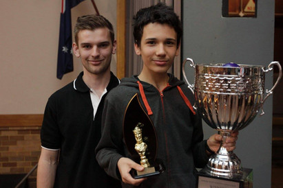 Sydney Academy of Chess U18 Tournament