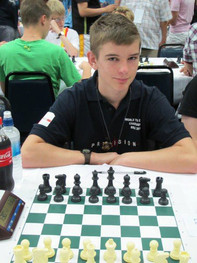World Youth Chess Championships - Caldas Novas, Brazil