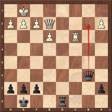 Back-Rank Checkmate