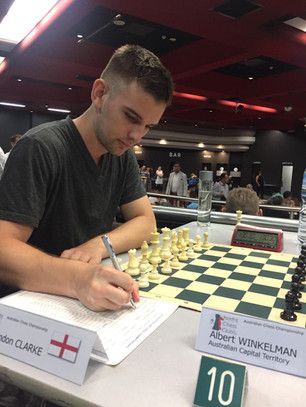 Australian Championship, Sydney, Australia