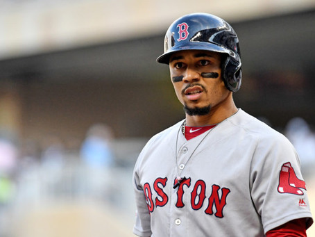 Why Did the Red Sox Trade Mookie Betts?