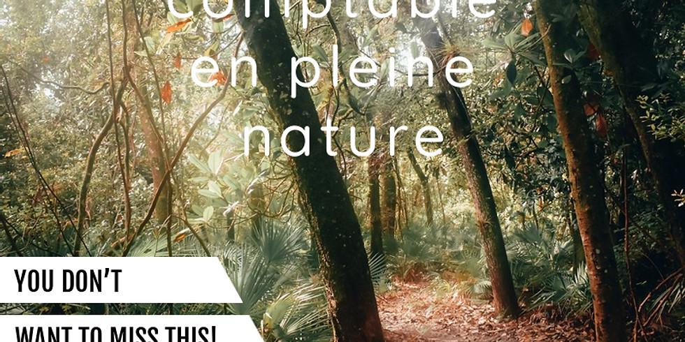 Atelier 'Immersion comptable en milieu naturel' de DESiGN PermaComptable