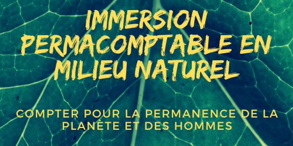 Atelier 'Immersion permacomptable en milieu naturel' : Le Jardin du Roc..K à Ploërmel