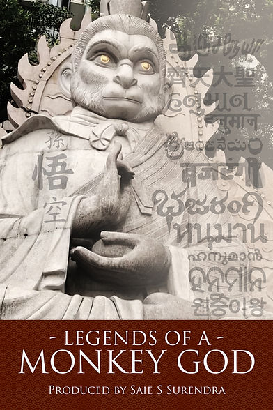 Legends of a Monkey God Poster