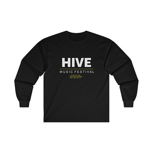 HIVE Festival Long Sleeve Tee