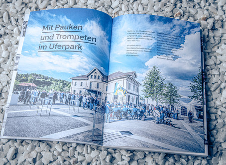 Industrie-Areal Uferpark Eröffnungsfest