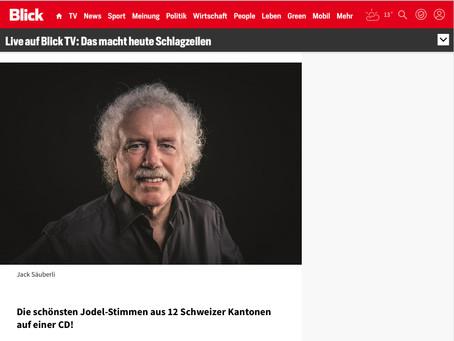 Portraitfoto Jack Säuberli
