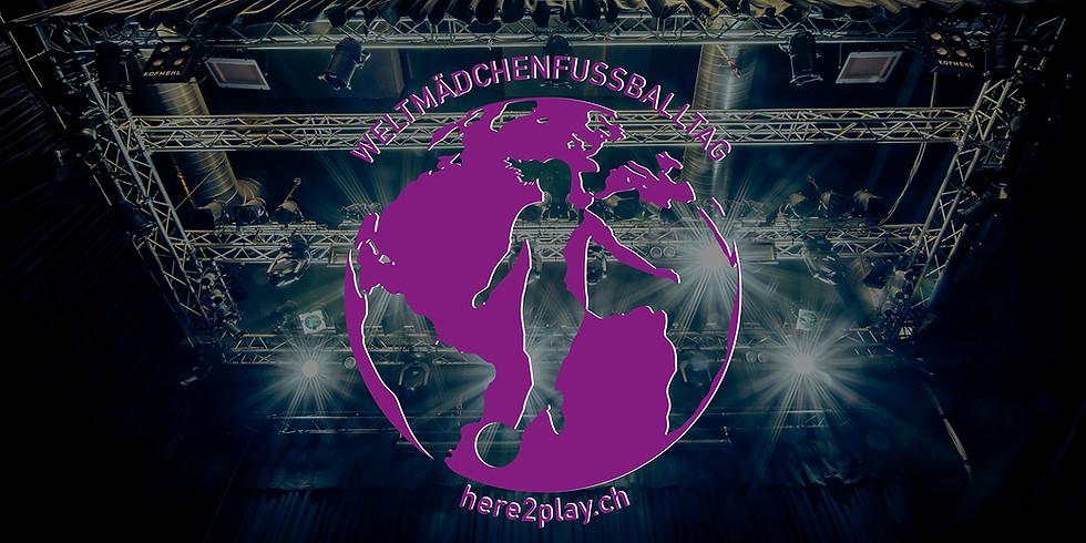#here2play Konzert