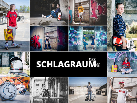Fotoshooting SCHLAGRAUM
