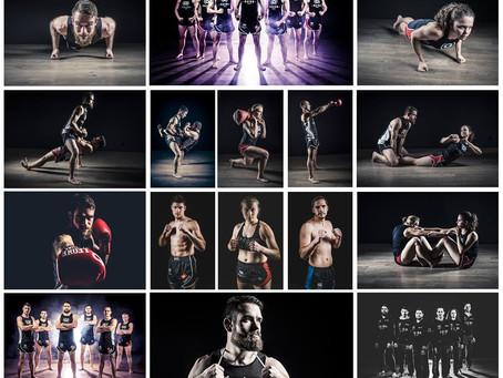 ✪ Raion Dojo ✪    Fotoshooting für die neue Homepage