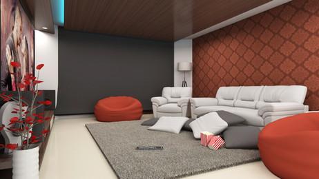 4BHK Apartment, PCMC