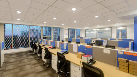Omron Office Space, Pune