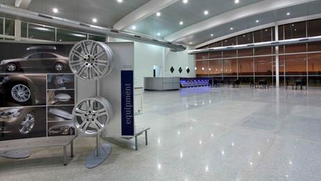 Mercedez Benz Office, MIDC