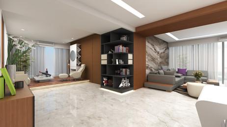 4BHK Residence, Navi Mumbai