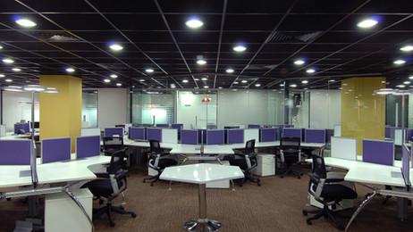 YAHOO! Office, Pune