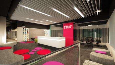 Knight Frank Office Space, Magarpatta