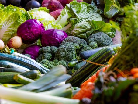 Os alimentos podem transmitir vírus?