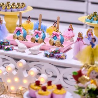 festa princesas