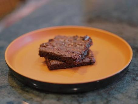 Como fazer brownie simples e rápido