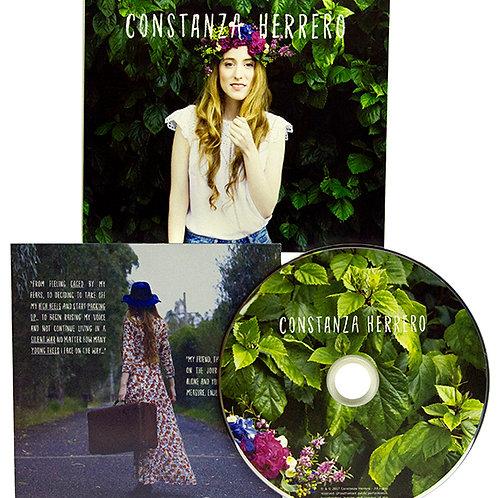 Constanza Herrero EP (Signed CD )