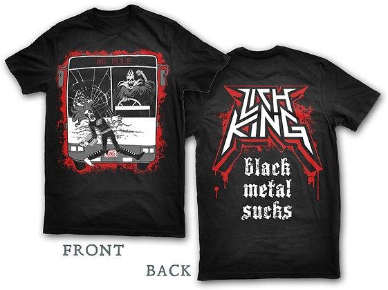 Black Metal Sucks T-Shirt