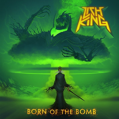 Born of the Bomb - CD