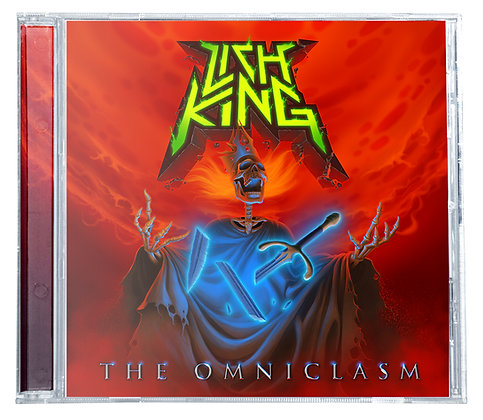 The Omniclasm - CD